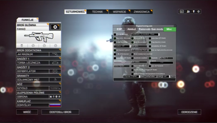 EngineOwning for Battlefield 4 - EngineOwning